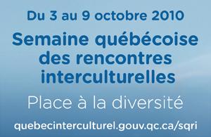 Semaine rencontre interculturelle